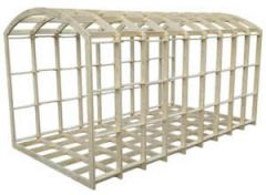 Shepherds Hut Frame Kit 4800mm x 2200mm