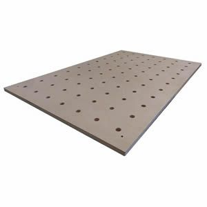 Birch Ply Replacement Perforated Festool Type MFT /3  - LP Top